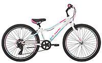 Велосипед PRIDE 24'' LANNY 7 бел мат 2018