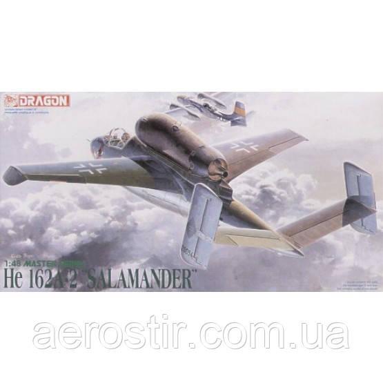 Dragon 5508 He 162A-2 SALAMANDER