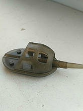 Карповая кормушка METHOD HAND FLAT (Хэнд Флэт ) 40 грамм