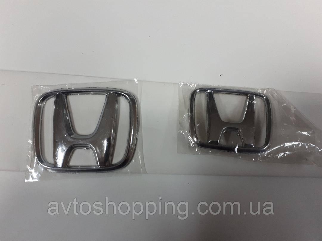 Значок эмблема на капот, багажник Honda Civic Accord CRV Jazz Legend! 80*65