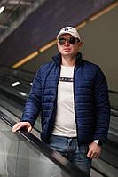 Мужская куртка на синтепоне весна-осень р46-52