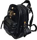 Женский городской рюкзак (21x19x9) , фото 3