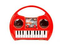Піаніно-кермо Тачки (Cars) 17616-84 музика, світло