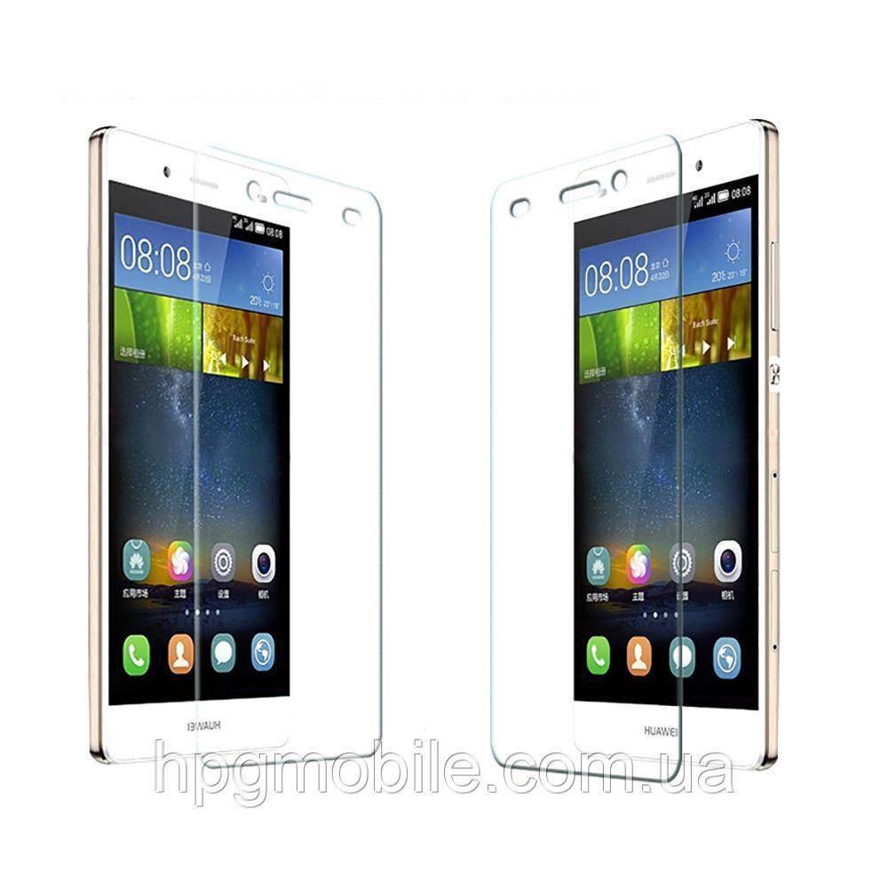Защитное стекло для Huawei Ascend P8 mini - 2.5D, 9H, 0.26 мм