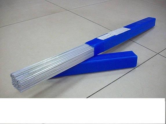 Пруток алюминиевый сварочный ER 4043 (2,4 мм), фото 2