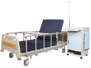 Медичні функціональні ліжка та підйомники