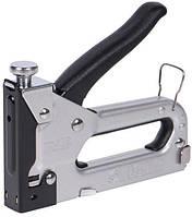 Степлер с регулятором для скоб 4-14мм (хром) Sigma