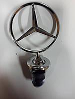 Эмблема на капот Mercedes прицел E-CLass W124 W123 W201 W126