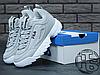 Женские кроссовки Fila Disruptor II 2 Grey/White, фото 5