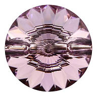 Гудзики Swarovski 3015 Light Amethyst, фото 1