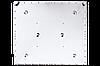 Лейка потолочная 80 на 80 см., фото 4