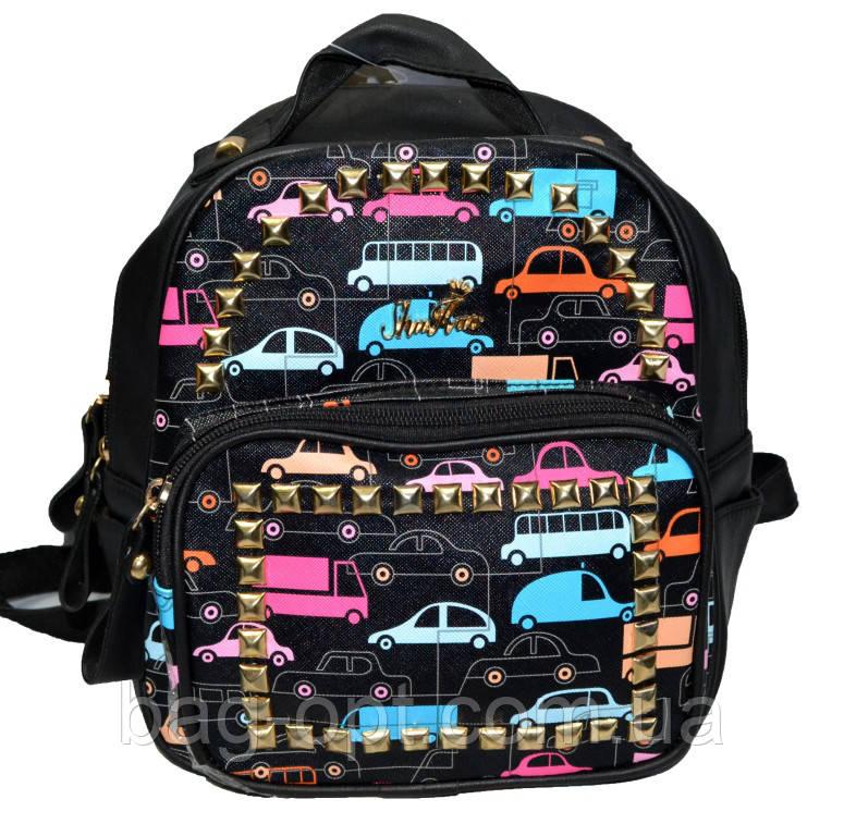 Жіночий рюкзак міський (26x21x12)