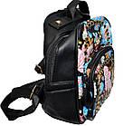Женский городской рюкзак (26x21x12) , фото 3