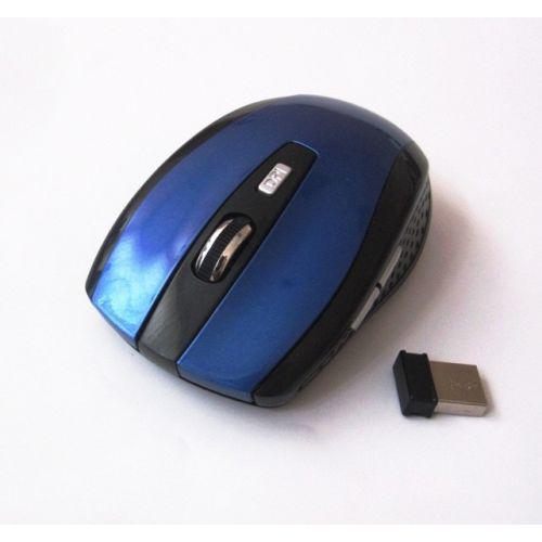 Беспроводная оптическая мышка мышь G 109 Blue