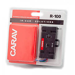 Адаптер кнопок на руле CARAV R-100 (универсальный)