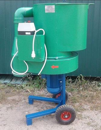 Измельчитель универсальный 220В., 4 кВт., фото 2
