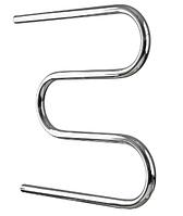 Водяной полотенцесушитель Змейка ∅25 525x600/500