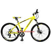 Горный велосипед Winner Impulse 27.5 дюймов желтый