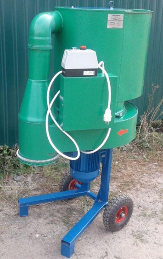 Измельчитель универсальный 220В., 4 кВт. (фото 2)
