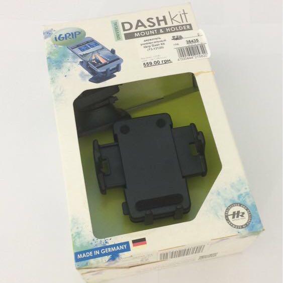 Держатель универсальный iGrip Dash Kit EAN/UPC: 4000444215820
