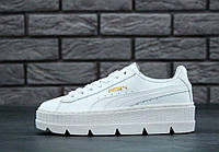 Женские кроссовки Rihanna x Puma Fenty Cleated Creeper Реплика 165307e542486