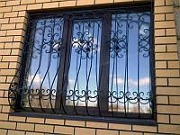 Решётки на окна, Киев, фото 1