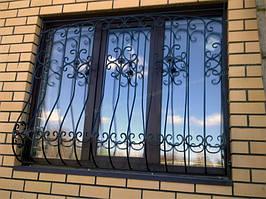Решётки на окна, Киев