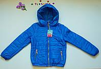 Куртка демисезон на девочку   (7-8 лет), фото 1