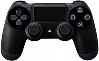 Игровой манипулятор (джойстик) PS4 SONY беспроводной Черный