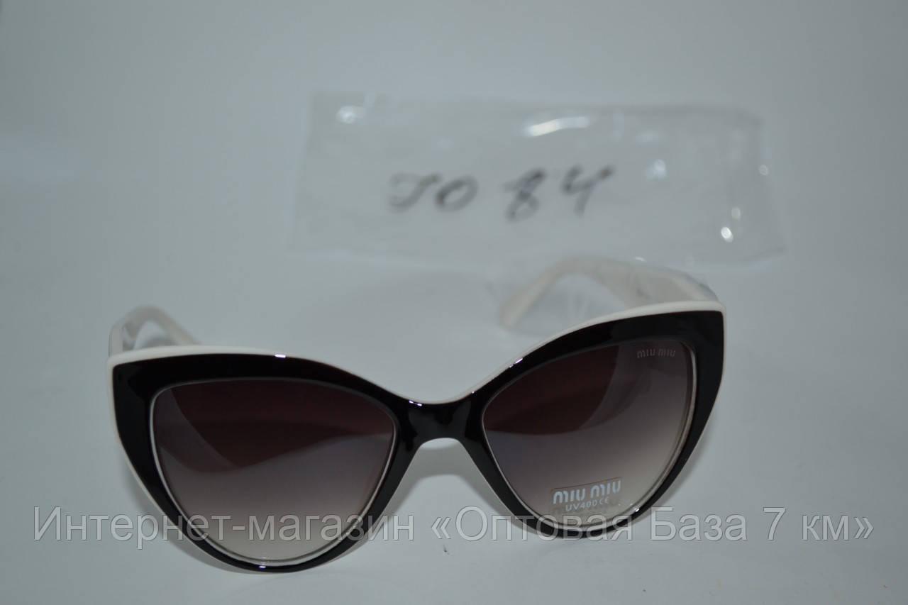 Очки солнцезащитные женские бренды ящиками оптом Miu Miu купить в Одессе 7  км прямые поставки в Украину 2723becf8fe