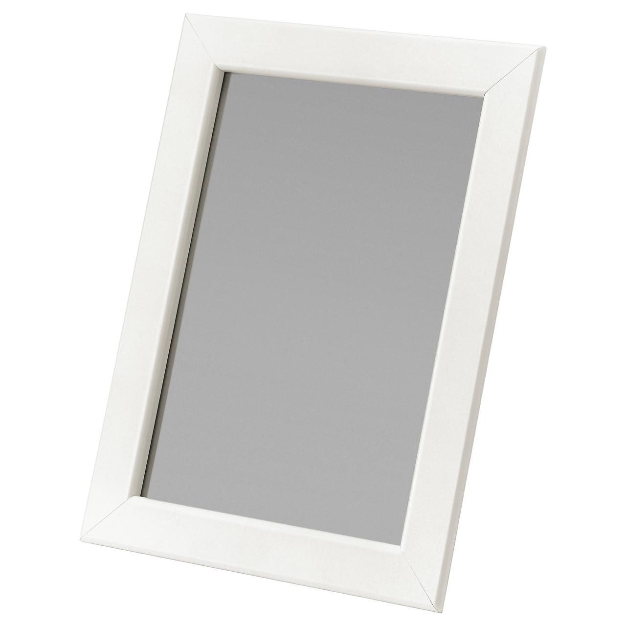 ФИСКБУ Рама, белый, 13x18 см 90295663 ИКЕА, IKEA, FISKBO
