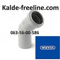 Wavin (вавин) Колено д.75х45, фото 1