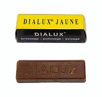 Паста полировальная Dialux  желтая 110 гр.