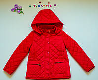 Куртка демисезон  на девочку  (рост 116 см)