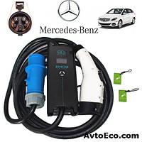 Зарядное устройство для электромобиля Mercedes-Benz B-class Electric Drive Zencar J1772 32A, фото 1