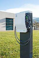 Зарядная станция для электромобиля EVLINK WALLBOX 22кВт 32А 3ф  c кабелем Т2