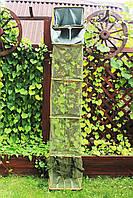 Садок рыбацкий (карповый) прорезиненный квадратный 2.5 м., фото 1