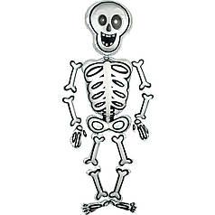 Ходячая фигура Скелет (Анаграм)