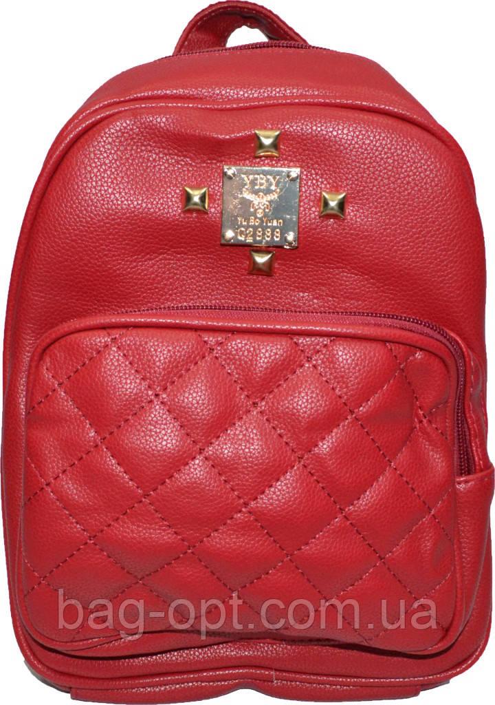 Женский городской рюкзак (27x21x12)