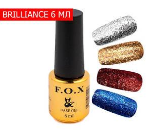 F.O.X Brilliance гель-лак, 6 мл