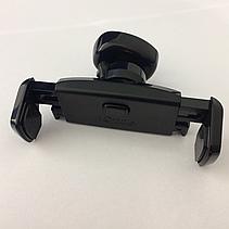 Держатель в авто iOttie Easy One Touch Mini Car Mount Black (HLCRIO124) EAN/UPC: 852306006244, фото 3