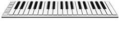 MIDI клавиатуры CME Xkey37