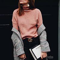 Женский модный кожаный ремень Gucci 2,5 см 33П3172_1