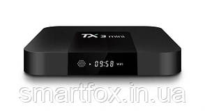 Приставка Smart TV Android box TX3 2-16Gb+Dongle Wi-Fi