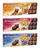 Шоколад  Schogetten  Felix 3 новинки Германия, 150 г, фото 1