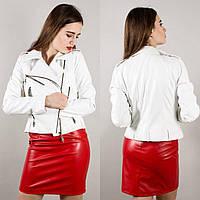 Женские кожаные куртки, фото 1