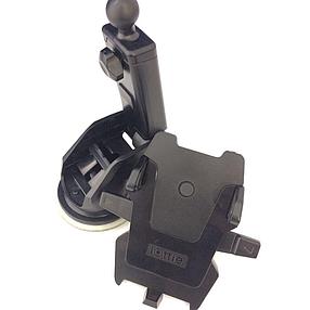 Держатель в авто iOttie Easy One Touch 2 black (HLCRIO121) EAN/UPC: 859301003834, фото 2