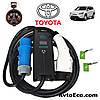 Зарядное устройство для электромобиля Toyota RAV4 EV Zencar J1772 32A
