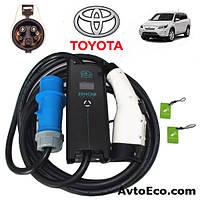 Зарядное устройство для электромобиля Toyota RAV4 EV Zencar J1772 32A, фото 1