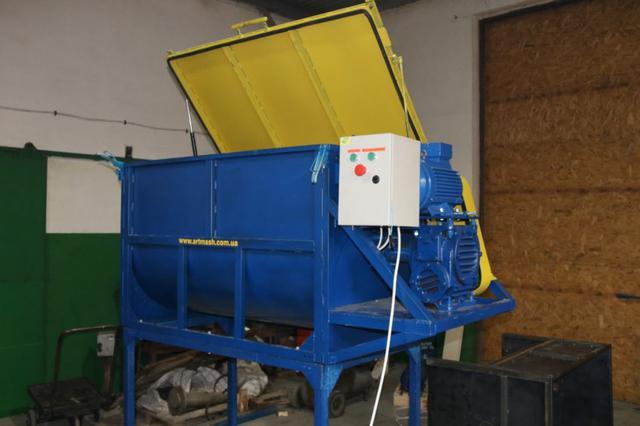 Смесительная установка для производства кормов (премиксов) (фото 2)